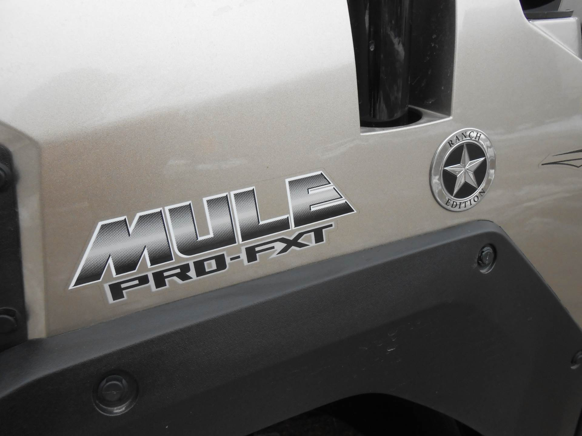 2018 Kawasaki Mule PRO-FXT RANCH EDITION 9