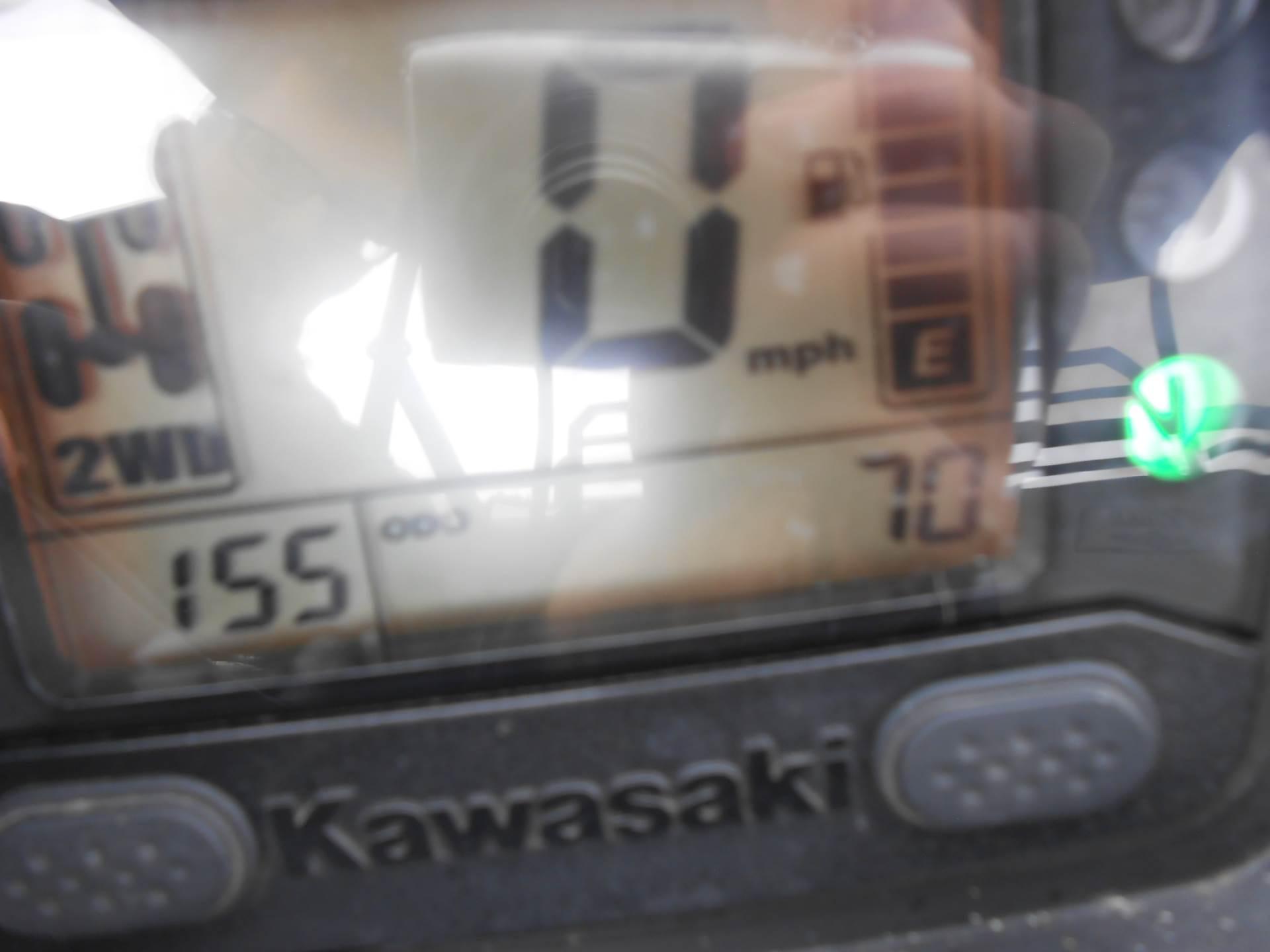2018 Kawasaki Mule PRO-FXT RANCH EDITION 12