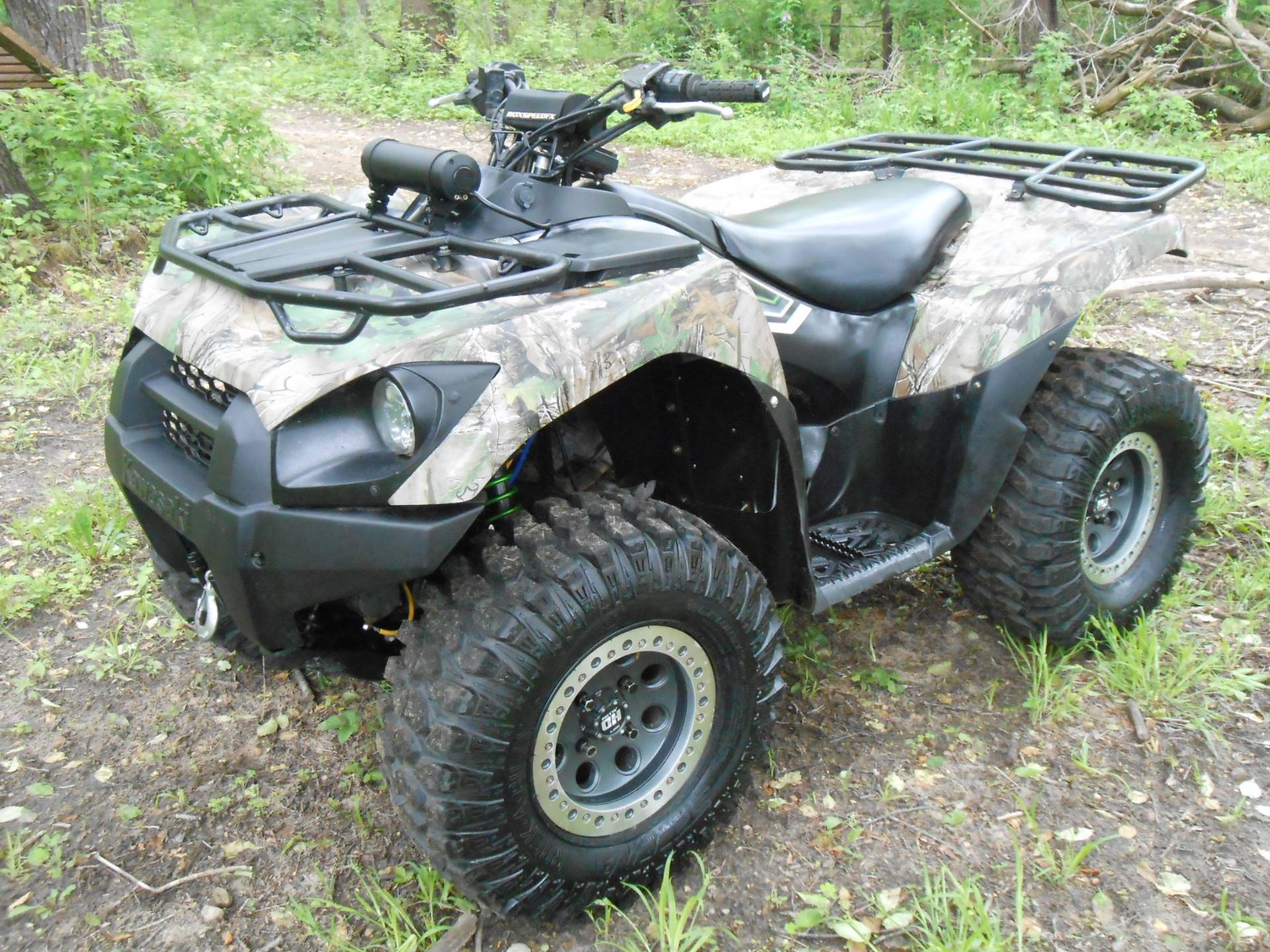 2016 Kawasaki Brute Force 750 4x4i EPS in Howell, Michigan - Photo 3