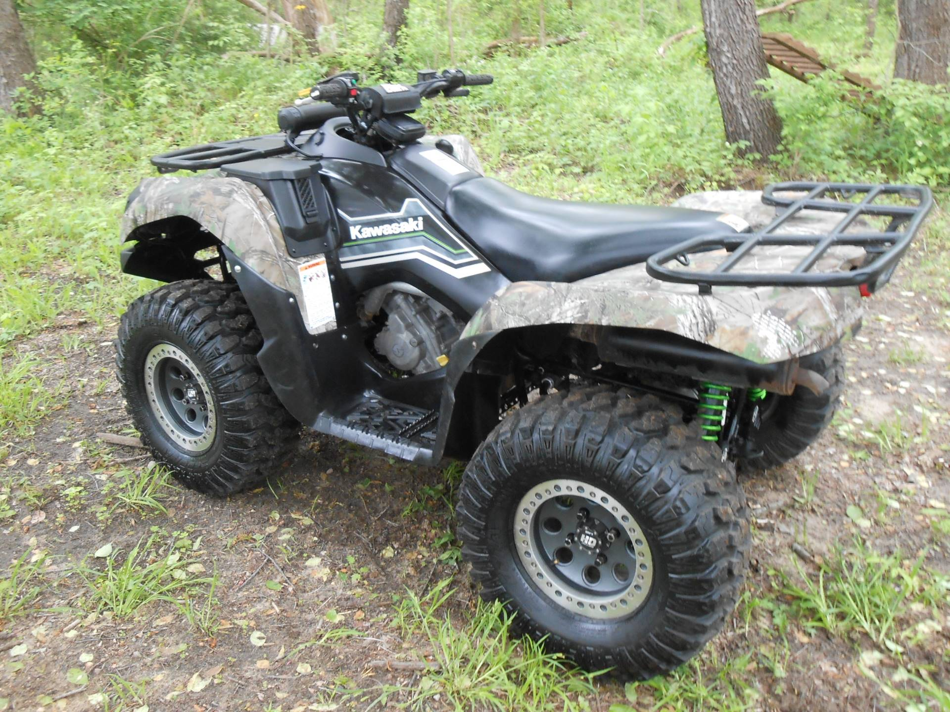 2016 Kawasaki Brute Force 750 4x4i EPS in Howell, Michigan - Photo 5