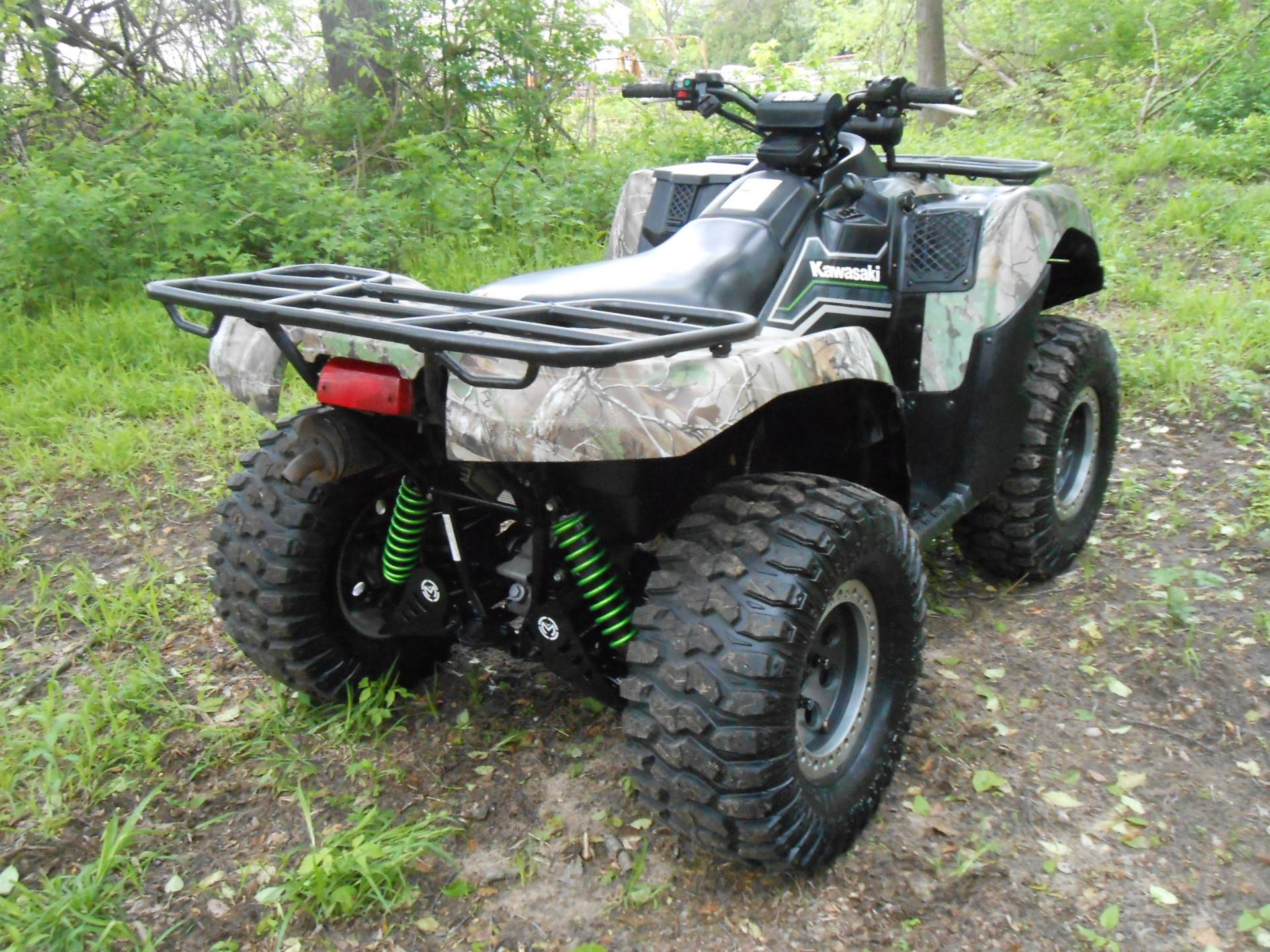 2016 Kawasaki Brute Force 750 4x4i EPS in Howell, Michigan - Photo 8