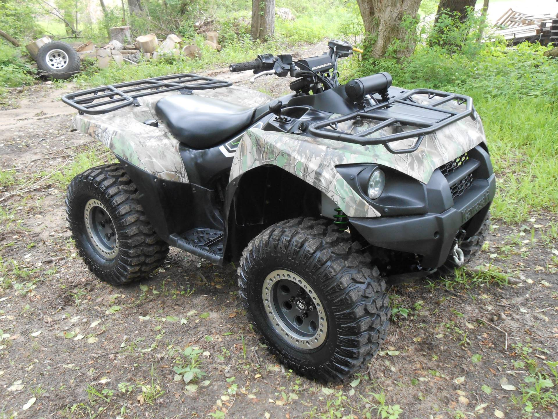 2016 Kawasaki Brute Force 750 4x4i EPS in Howell, Michigan - Photo 11