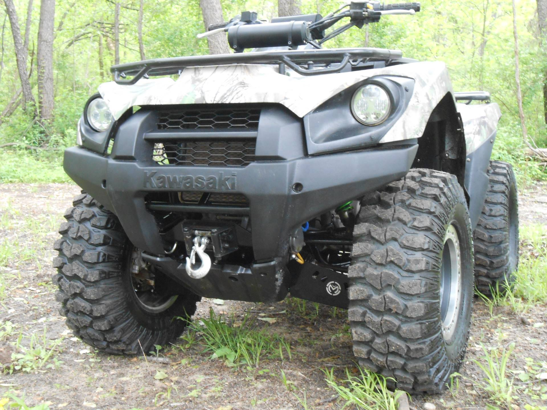 2016 Kawasaki Brute Force 750 4x4i EPS in Howell, Michigan - Photo 25