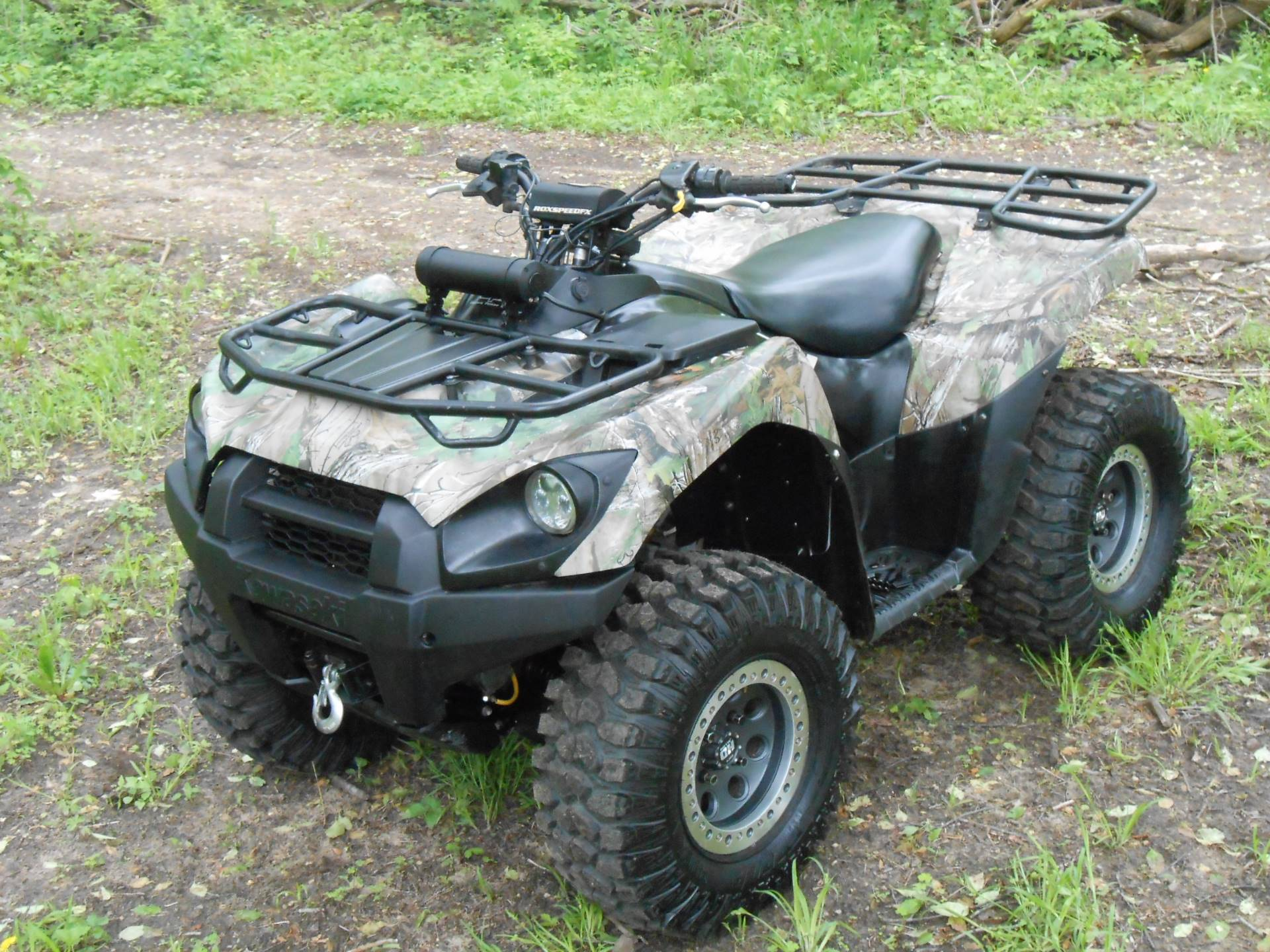 2016 Kawasaki Brute Force 750 4x4i EPS in Howell, Michigan - Photo 26