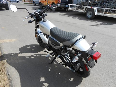 2019 Kymco Spade 150 in Howell, Michigan - Photo 6