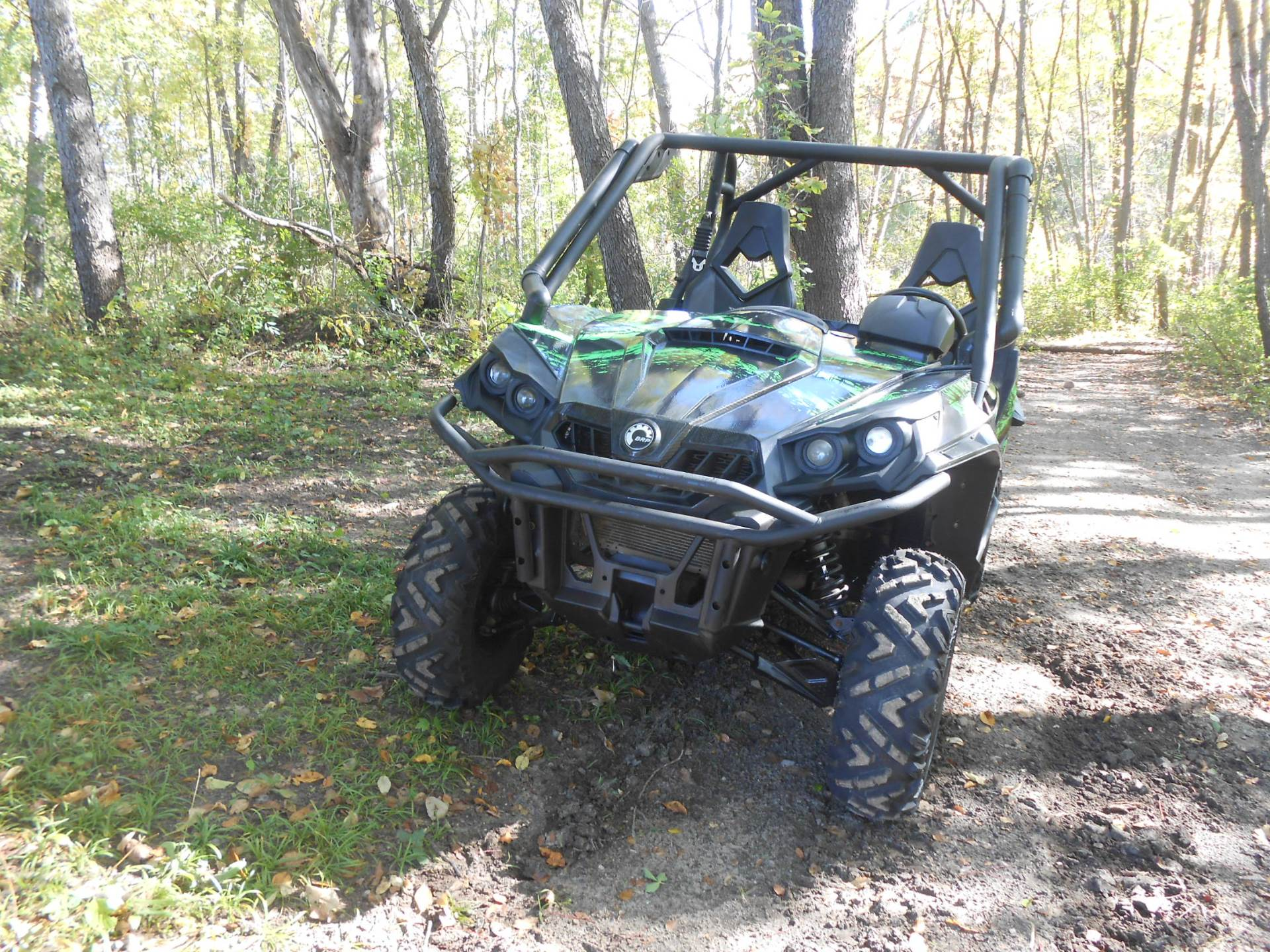 2013 Can-Am Commander™ X® 1000 in Howell, Michigan