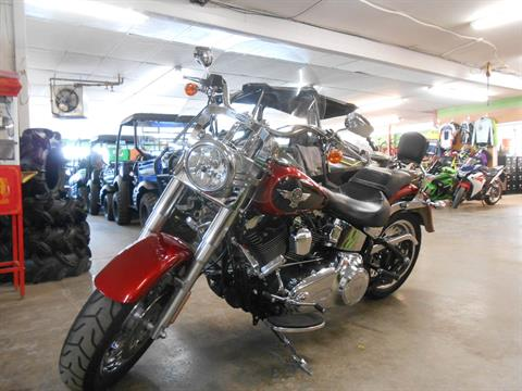 2013 Harley-Davidson Softail® Fat Boy® in Howell, Michigan