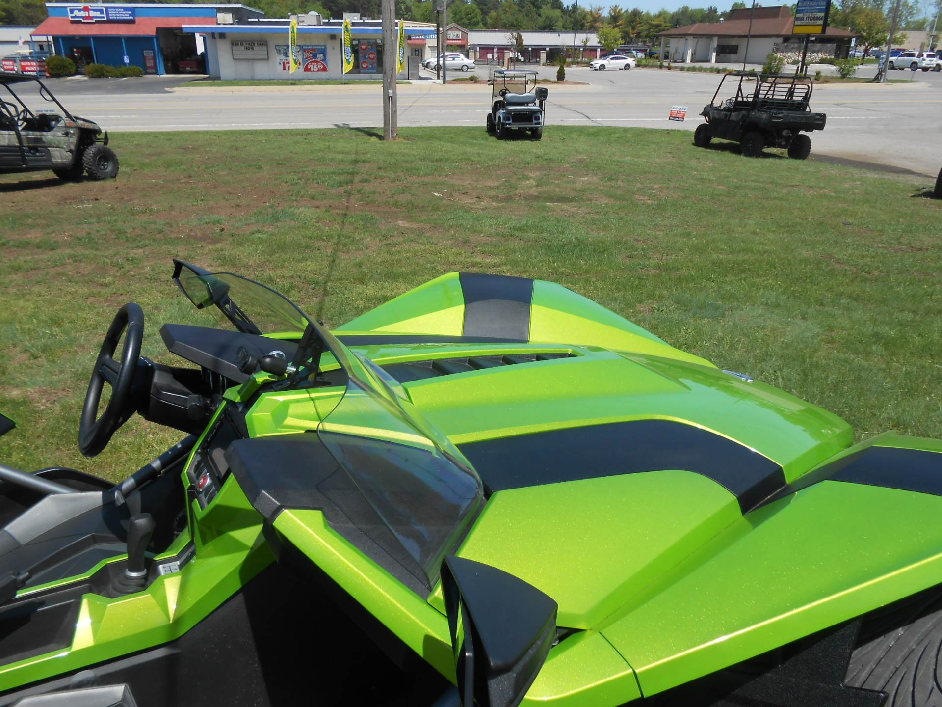 2015 Slingshot Slingshot™ SL LE in Howell, Michigan