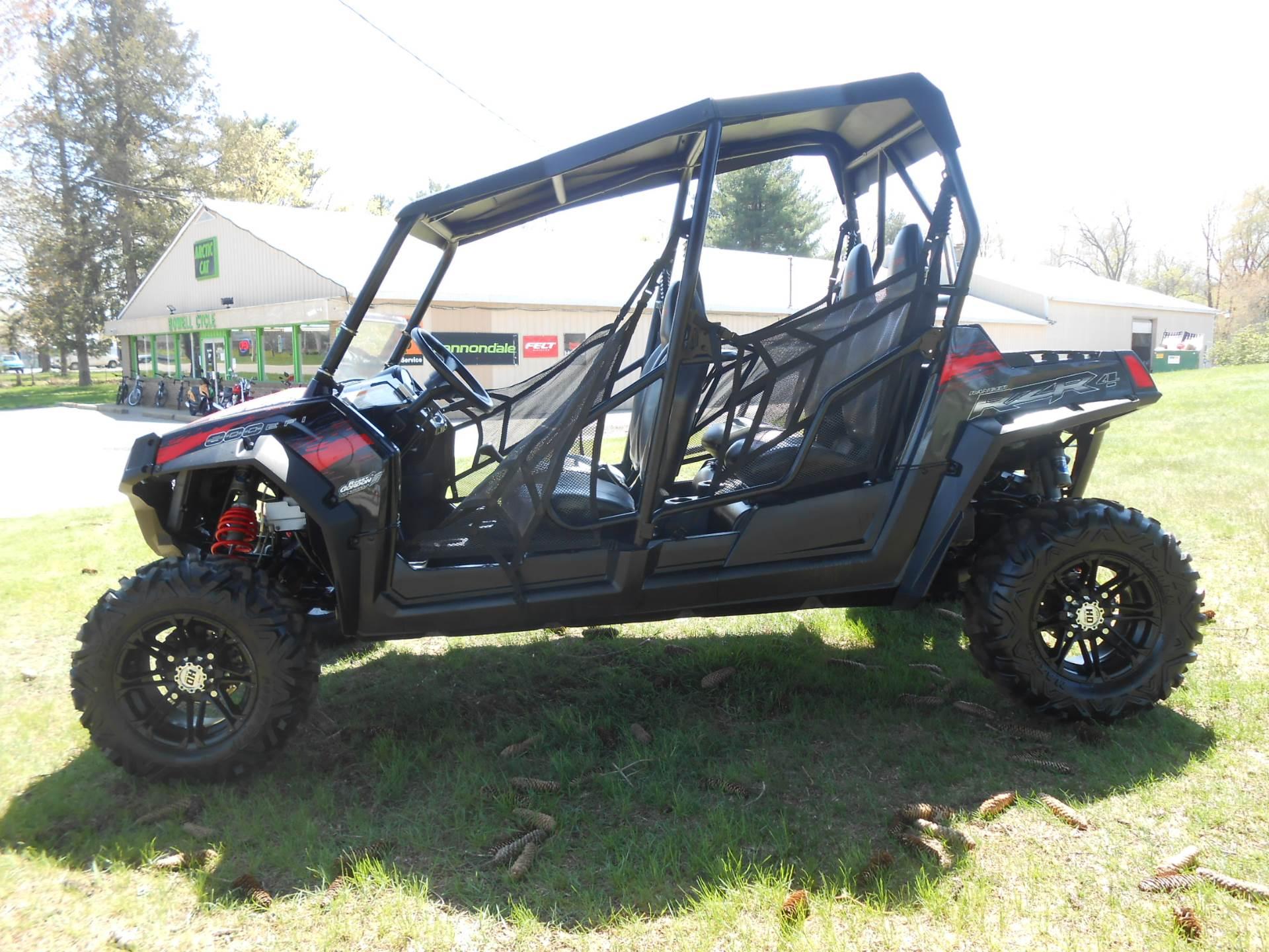 2011 Ranger RZR 4 800