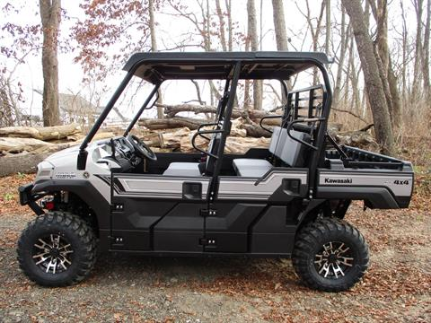 2021 Kawasaki Mule PRO-FXT Ranch Edition in Howell, Michigan - Photo 2
