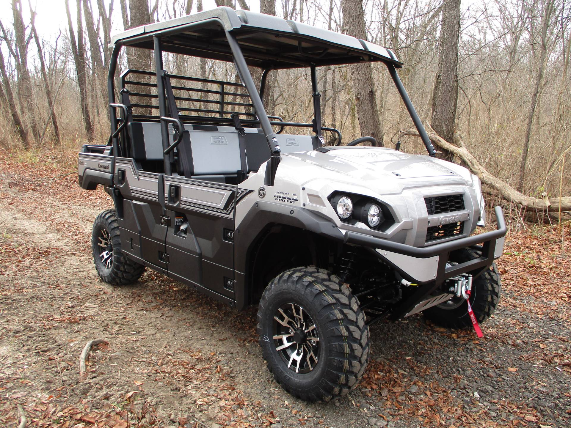 2021 Kawasaki Mule PRO-FXT Ranch Edition in Howell, Michigan - Photo 26