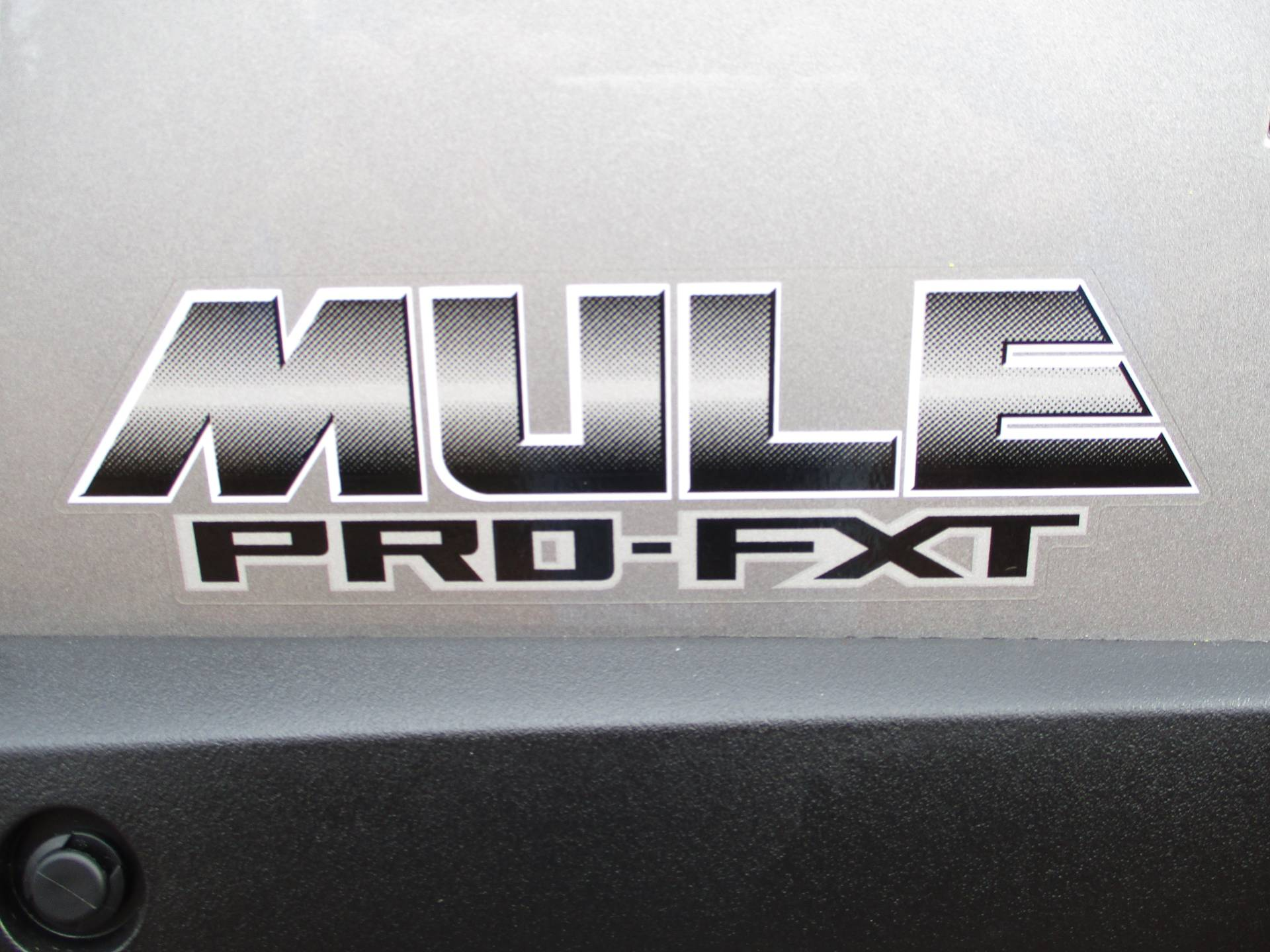 2021 Kawasaki Mule PRO-FXT Ranch Edition in Howell, Michigan - Photo 6