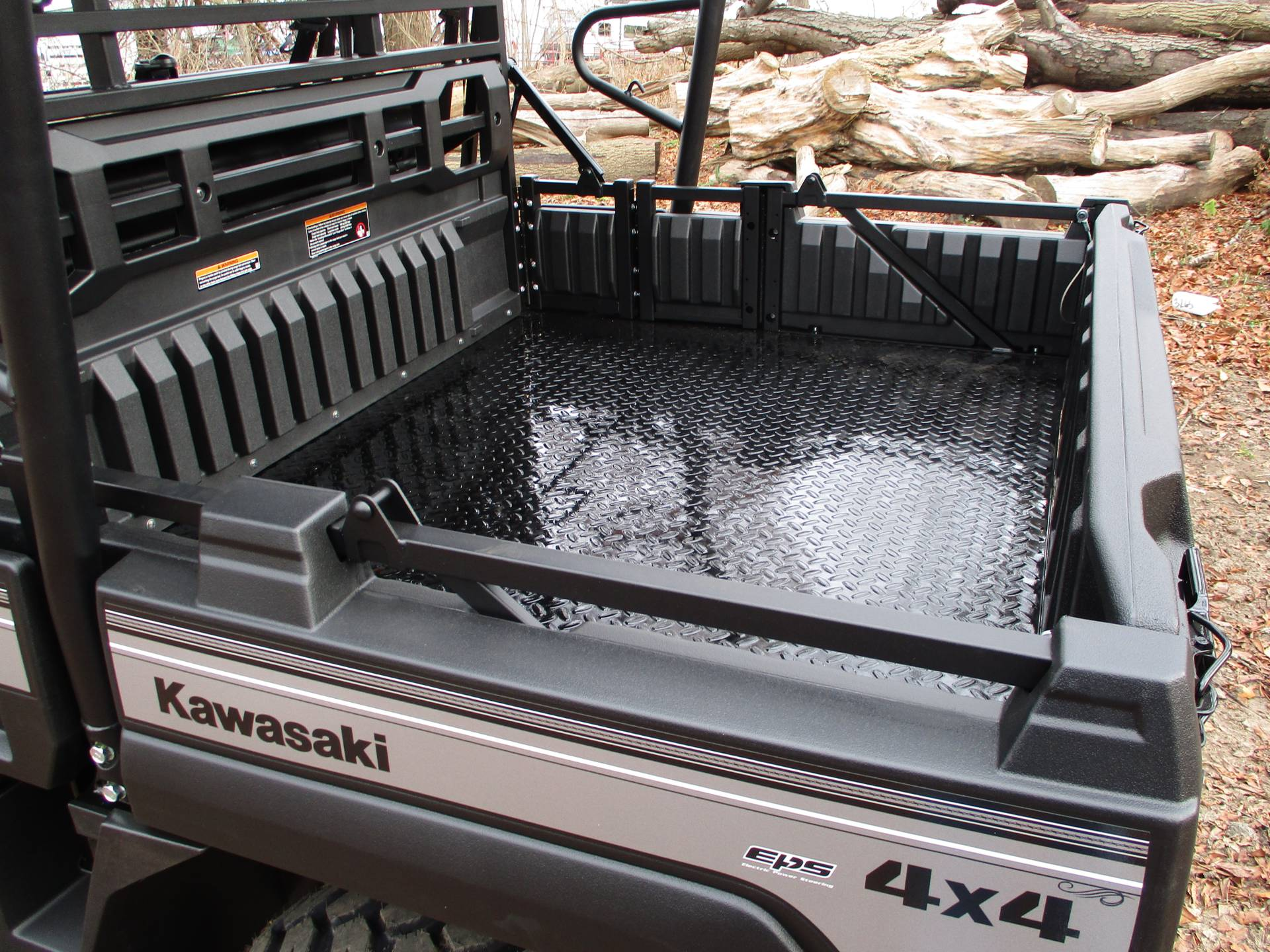 2021 Kawasaki Mule PRO-FXT Ranch Edition in Howell, Michigan - Photo 12