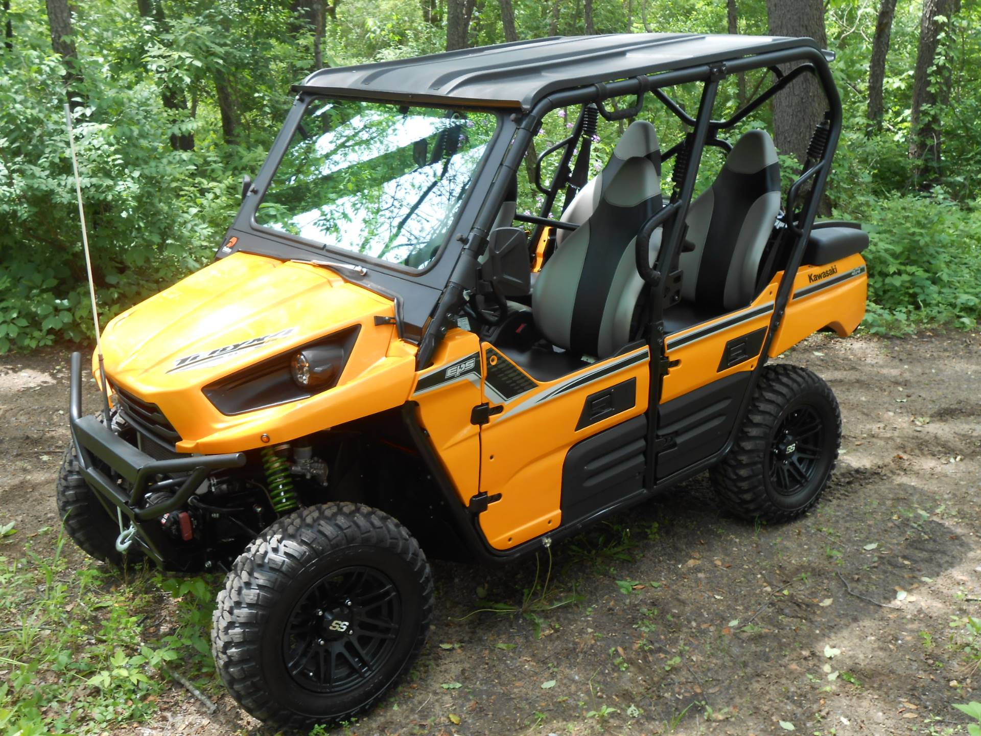 Used Utility Vehicles >> 2013 Kawasaki Teryx4 750 4x4 Eps Le In Howell Michigan