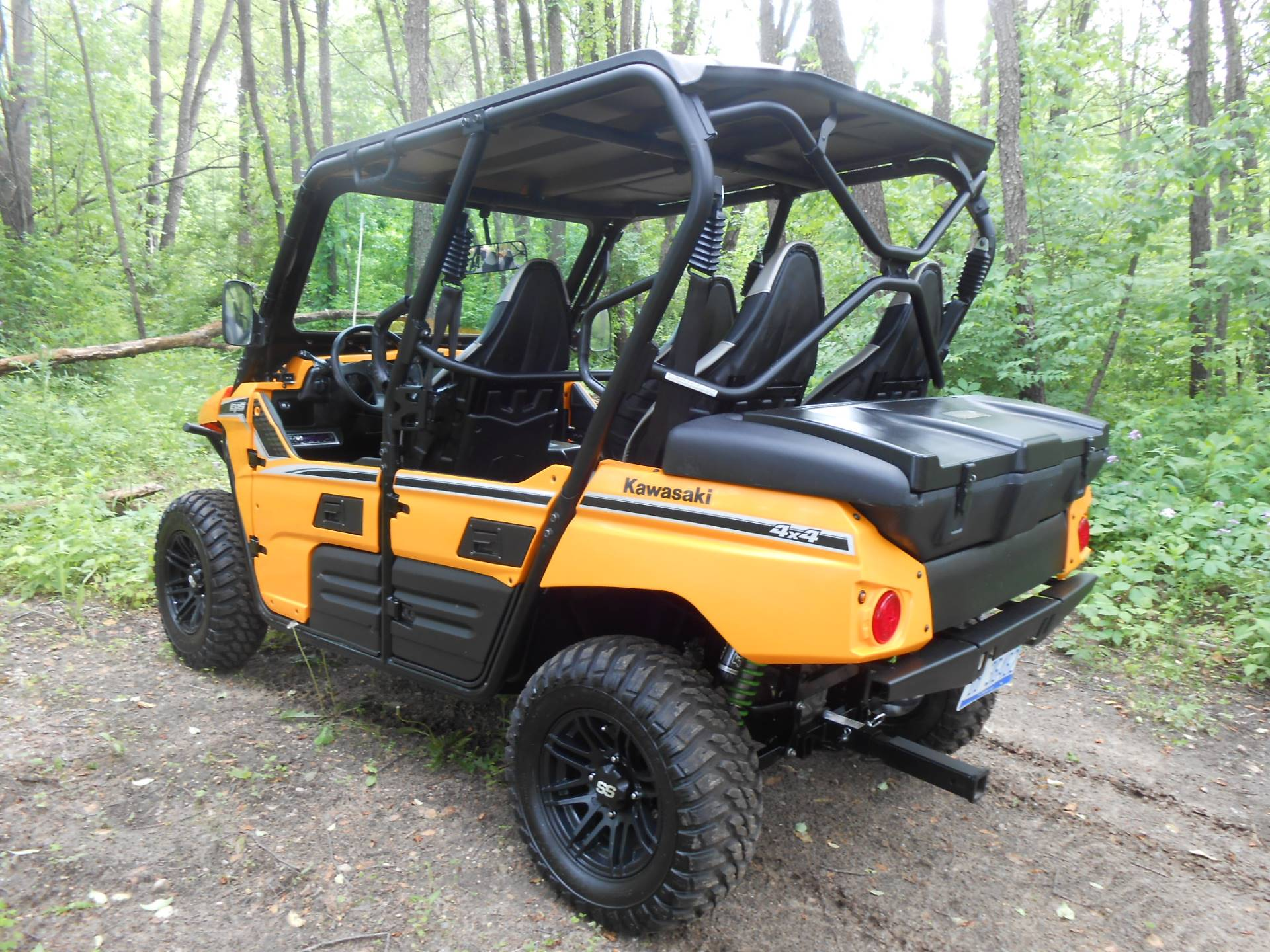 2013 Kawasaki Teryx4™ 750 4x4 EPS LE in Howell, Michigan - Photo 6