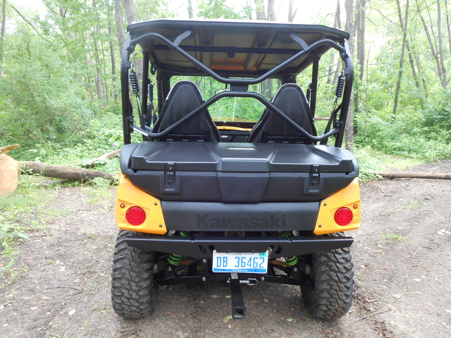 2013 Kawasaki Teryx4™ 750 4x4 EPS LE in Howell, Michigan - Photo 8