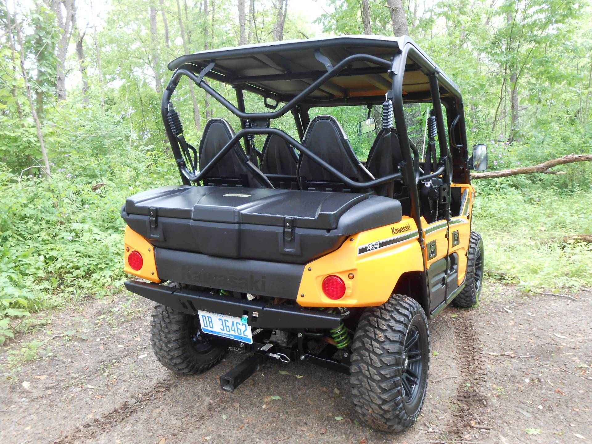 2013 Kawasaki Teryx4™ 750 4x4 EPS LE in Howell, Michigan - Photo 9