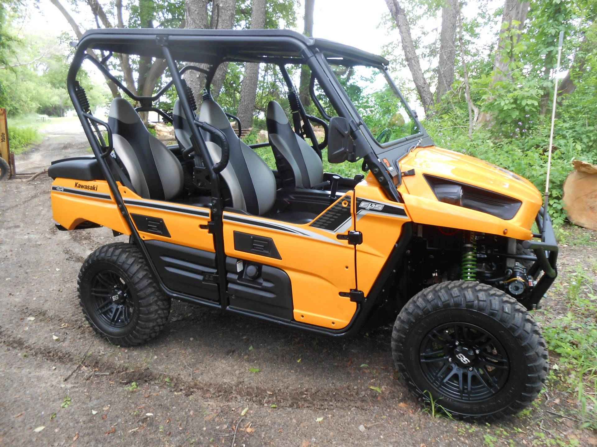 2013 Kawasaki Teryx4™ 750 4x4 EPS LE in Howell, Michigan - Photo 13