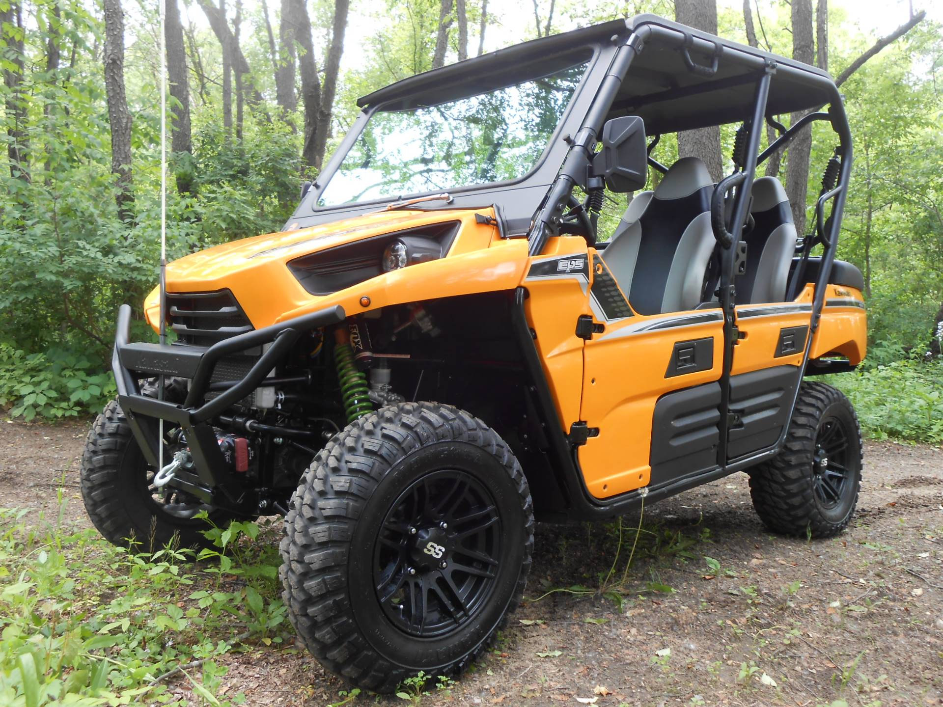 2013 Kawasaki Teryx4™ 750 4x4 EPS LE in Howell, Michigan - Photo 19
