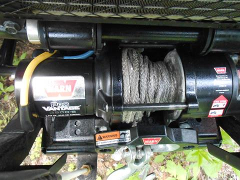 Synthetic rope winch - Photo 26