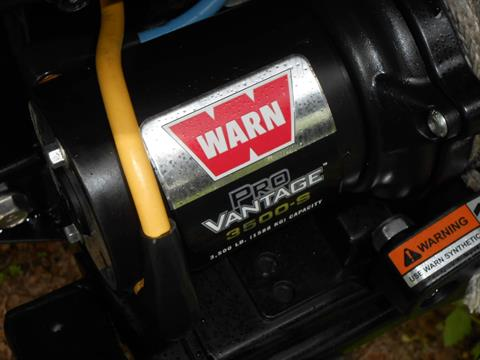 Warn 3500lb Pro-Vantage winch - Photo 27