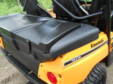 Genuine Kawasaki rear storage box - Photo 47
