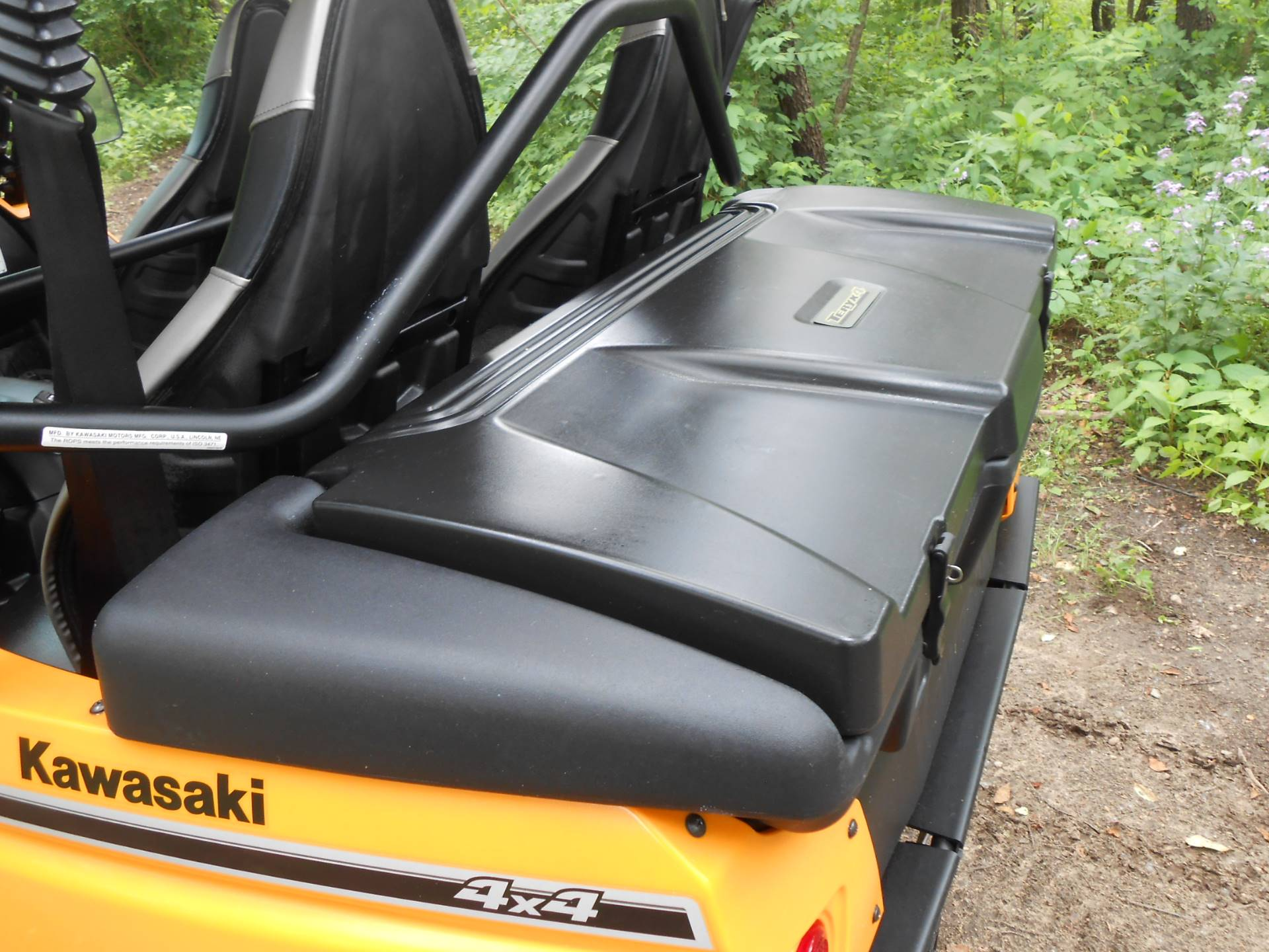 2013 Kawasaki Teryx4™ 750 4x4 EPS LE in Howell, Michigan - Photo 49