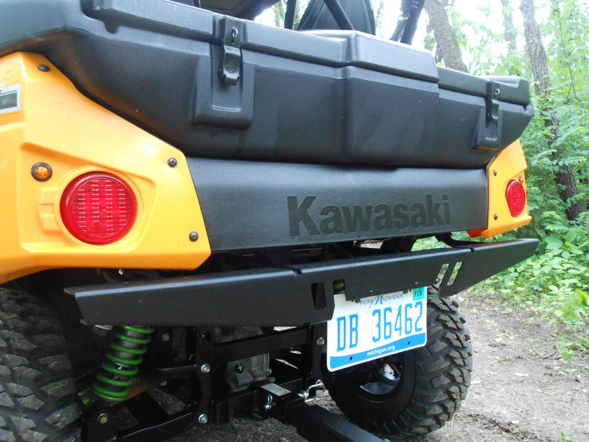 Rear bumper - Photo 52