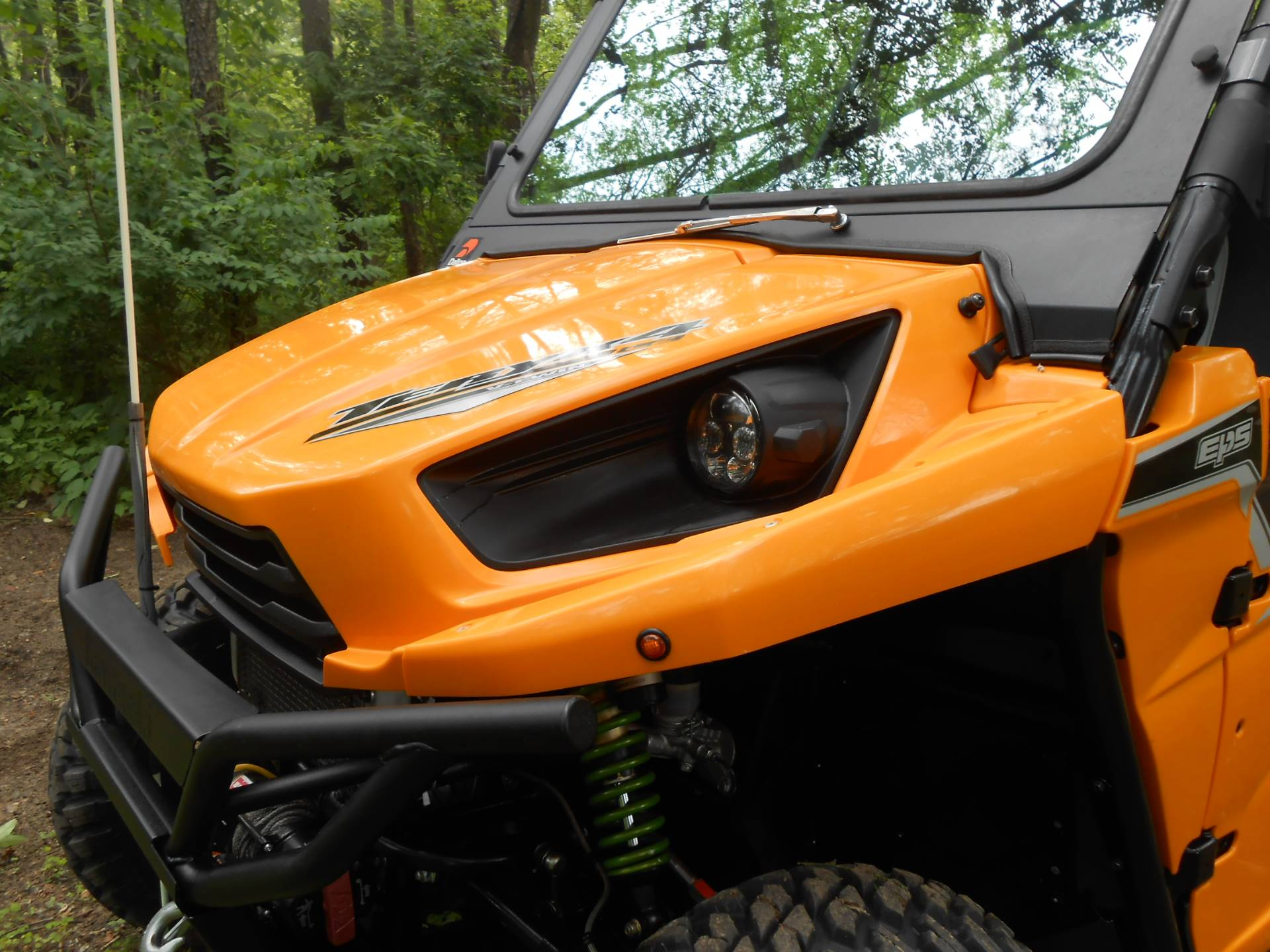2013 Kawasaki Teryx4™ 750 4x4 EPS LE in Howell, Michigan - Photo 59