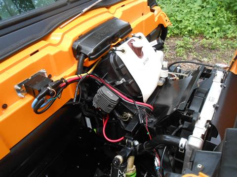 Winch solenoid and wiring - Photo 60