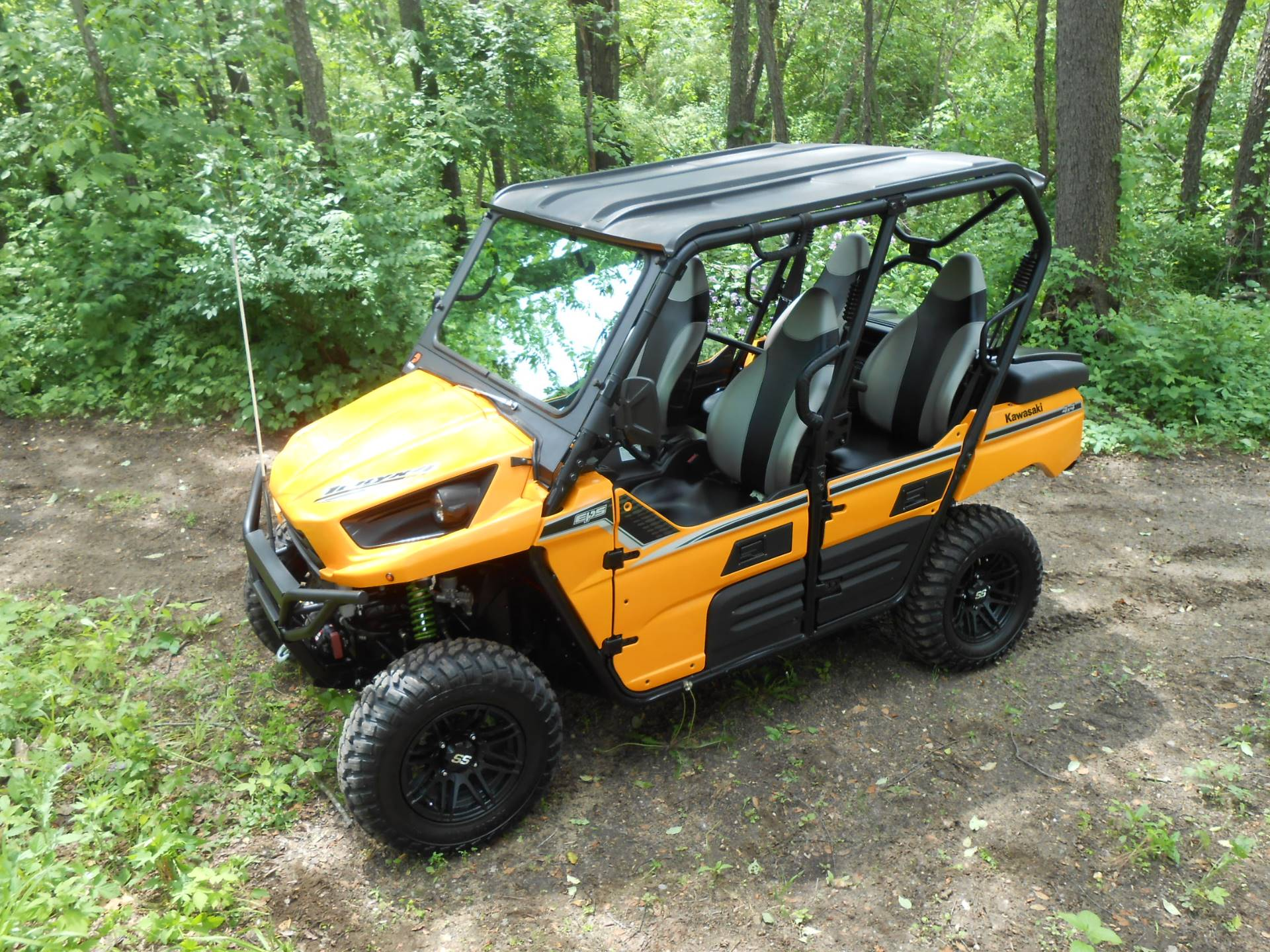 2013 Kawasaki Teryx4™ 750 4x4 EPS LE in Howell, Michigan - Photo 64