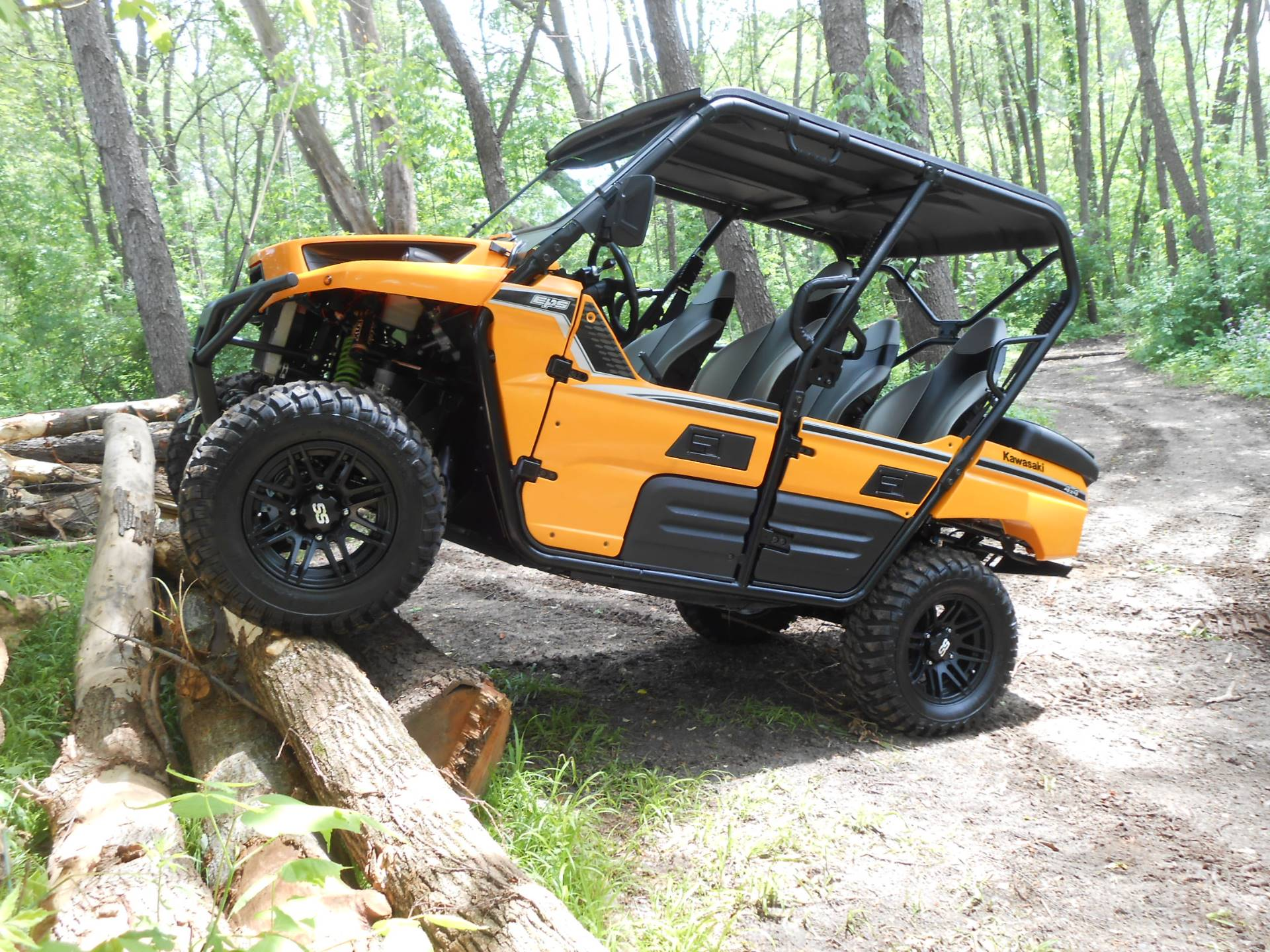 2013 Kawasaki Teryx4™ 750 4x4 EPS LE in Howell, Michigan - Photo 68