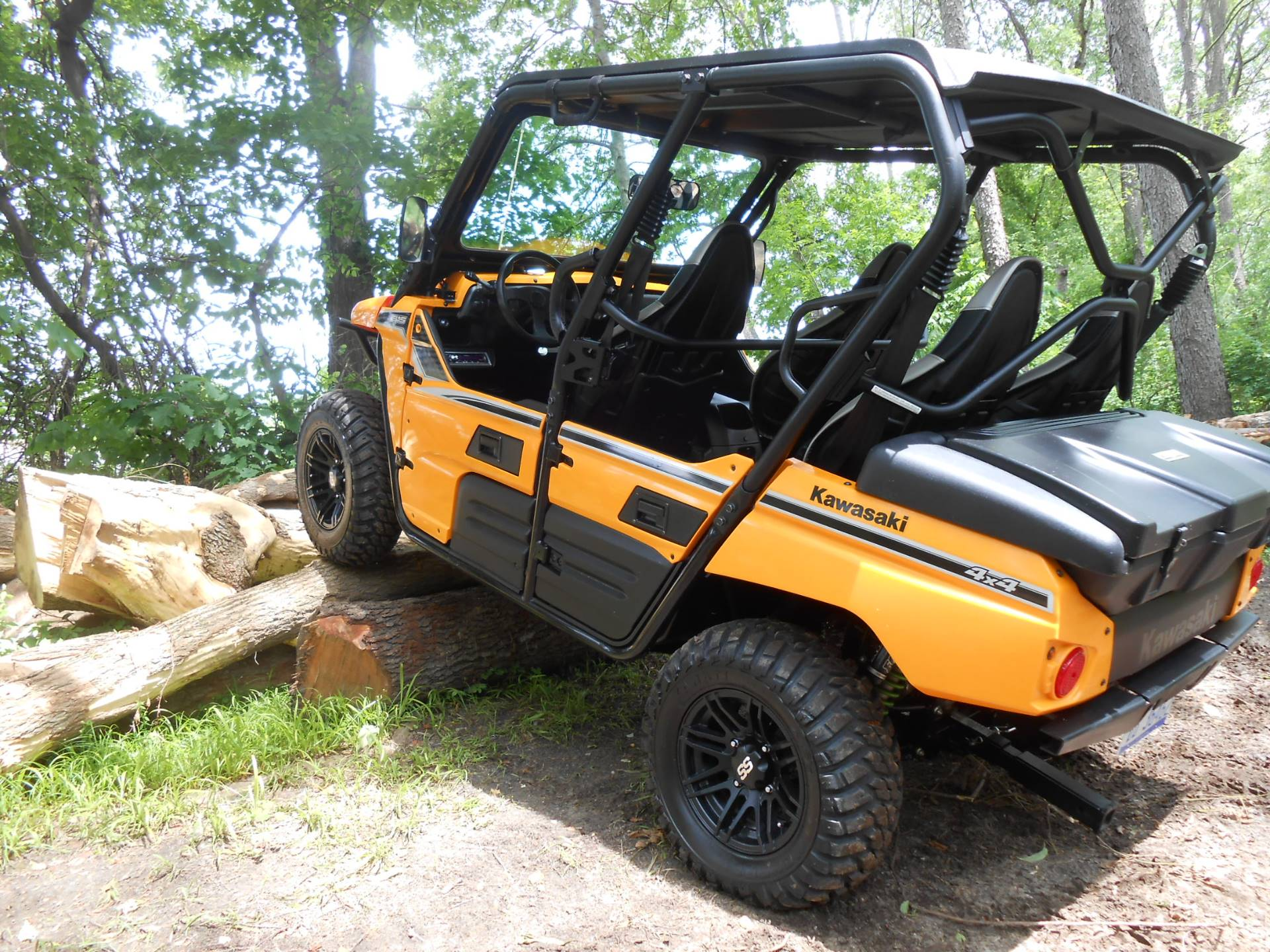 2013 Kawasaki Teryx4™ 750 4x4 EPS LE in Howell, Michigan - Photo 69
