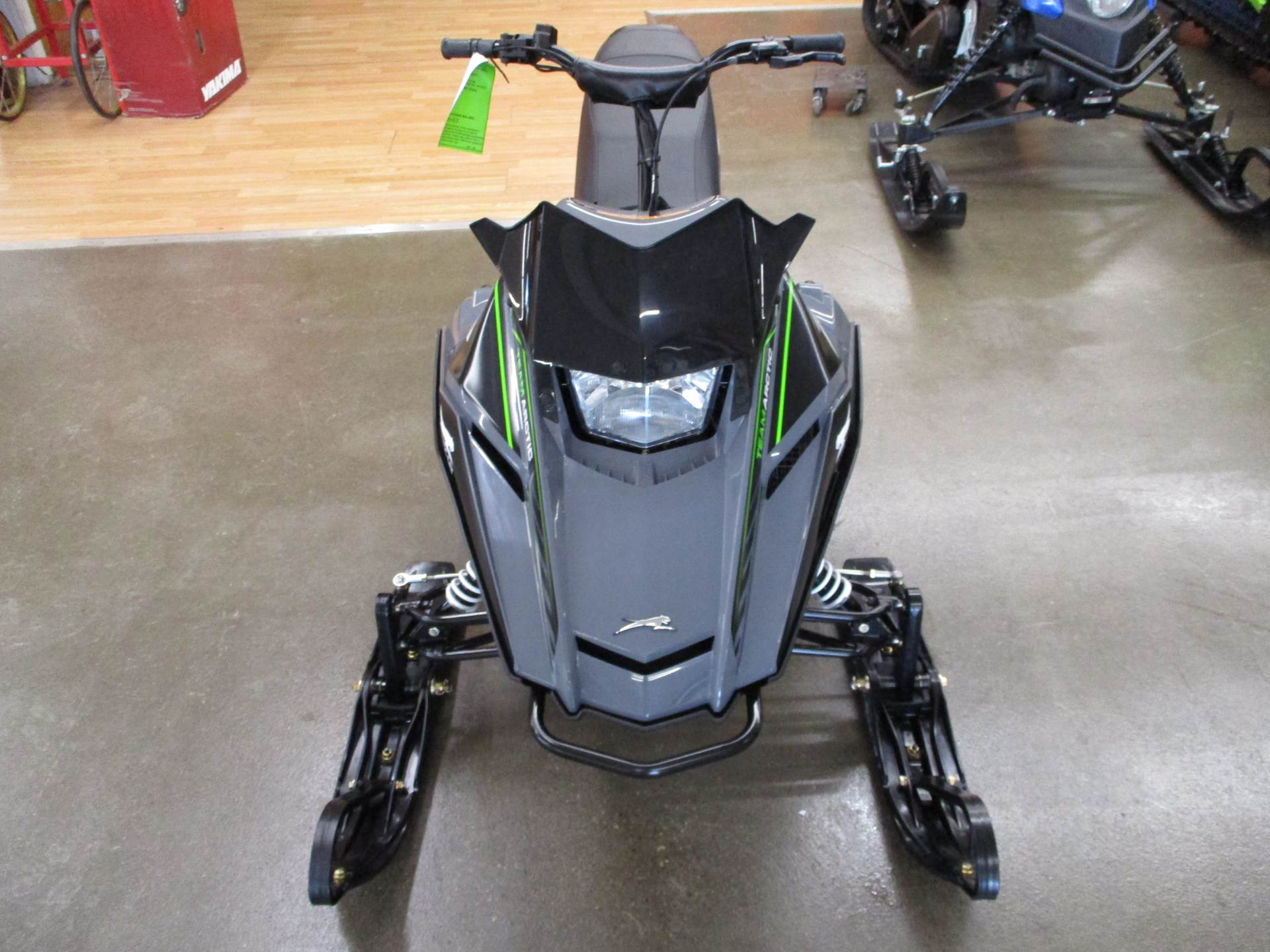 2020 Arctic Cat ZR 200 ES in Howell, Michigan - Photo 4