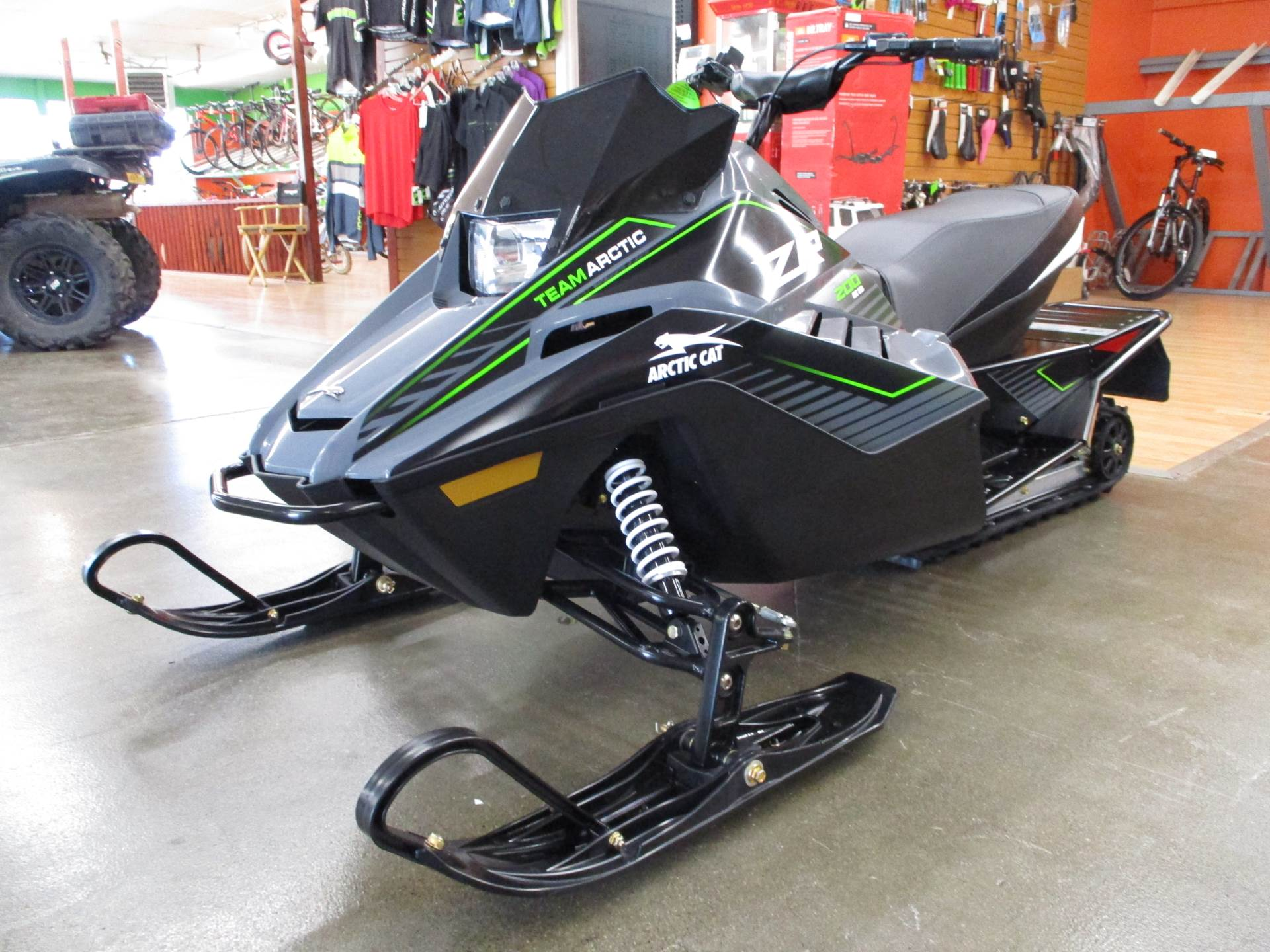 2020 Arctic Cat ZR 200 ES in Howell, Michigan - Photo 1