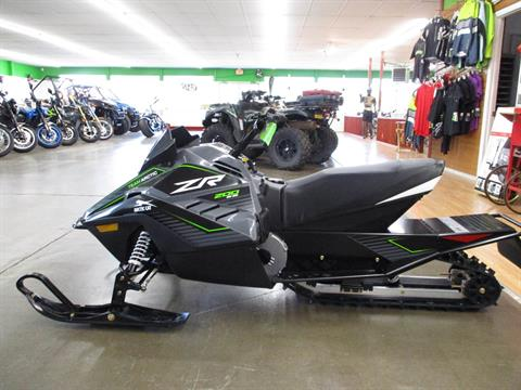 2020 Arctic Cat ZR 200 ES in Howell, Michigan - Photo 6