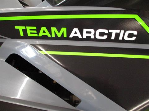 2020 Arctic Cat ZR 200 ES in Howell, Michigan - Photo 8