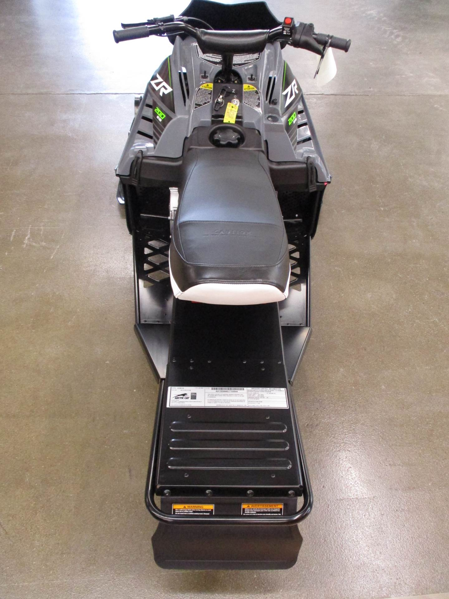 2020 Arctic Cat ZR 200 ES in Howell, Michigan - Photo 9