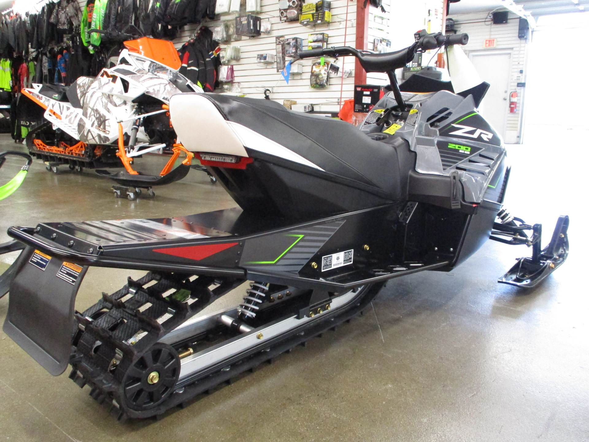 2020 Arctic Cat ZR 200 ES in Howell, Michigan - Photo 10