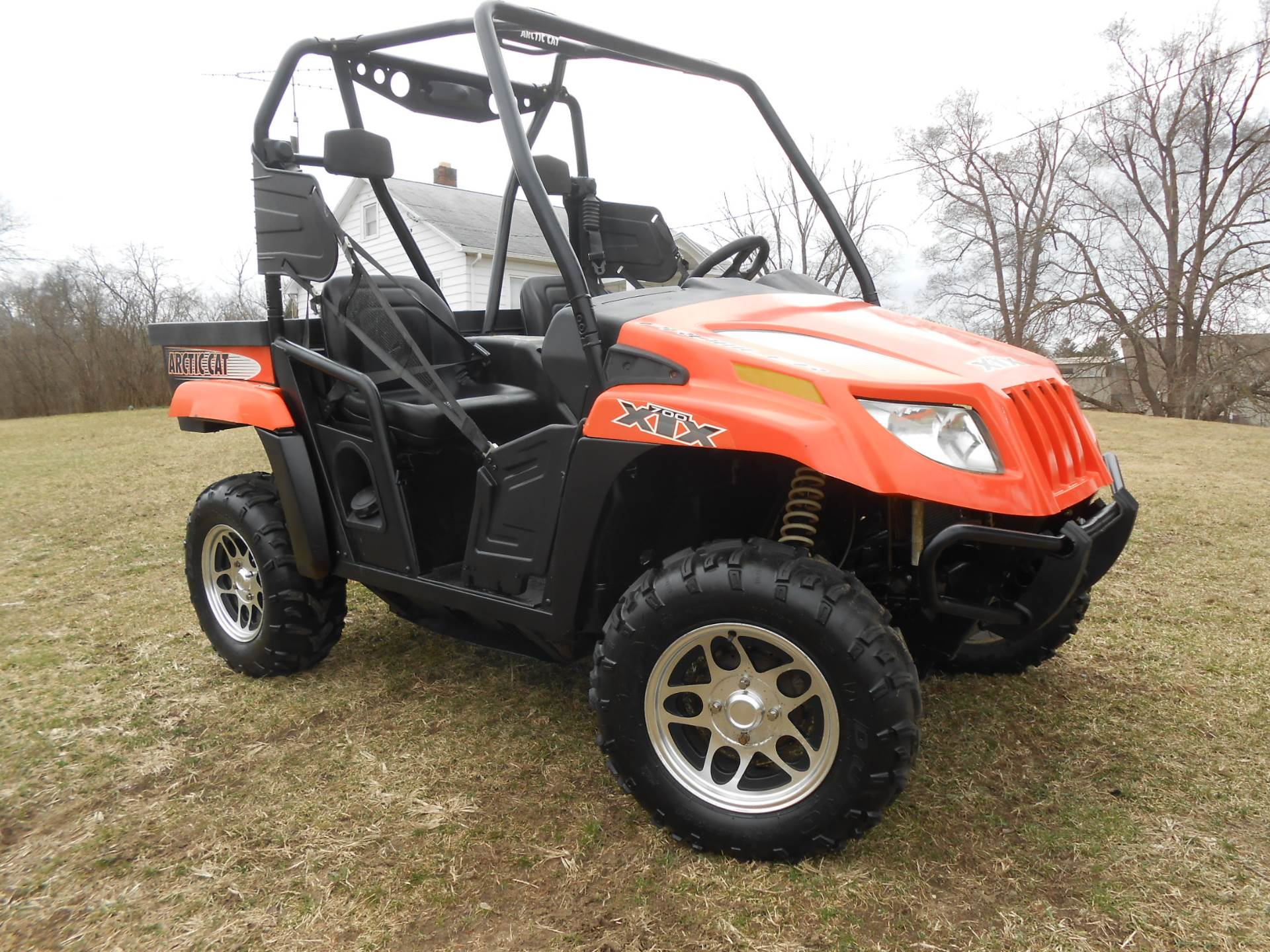 2012 Arctic Cat Prowler 700i Xtx For Sale Howell  Mi   21887