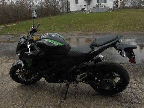 2016 Kawasaki Z800 ABS in Howell, Michigan