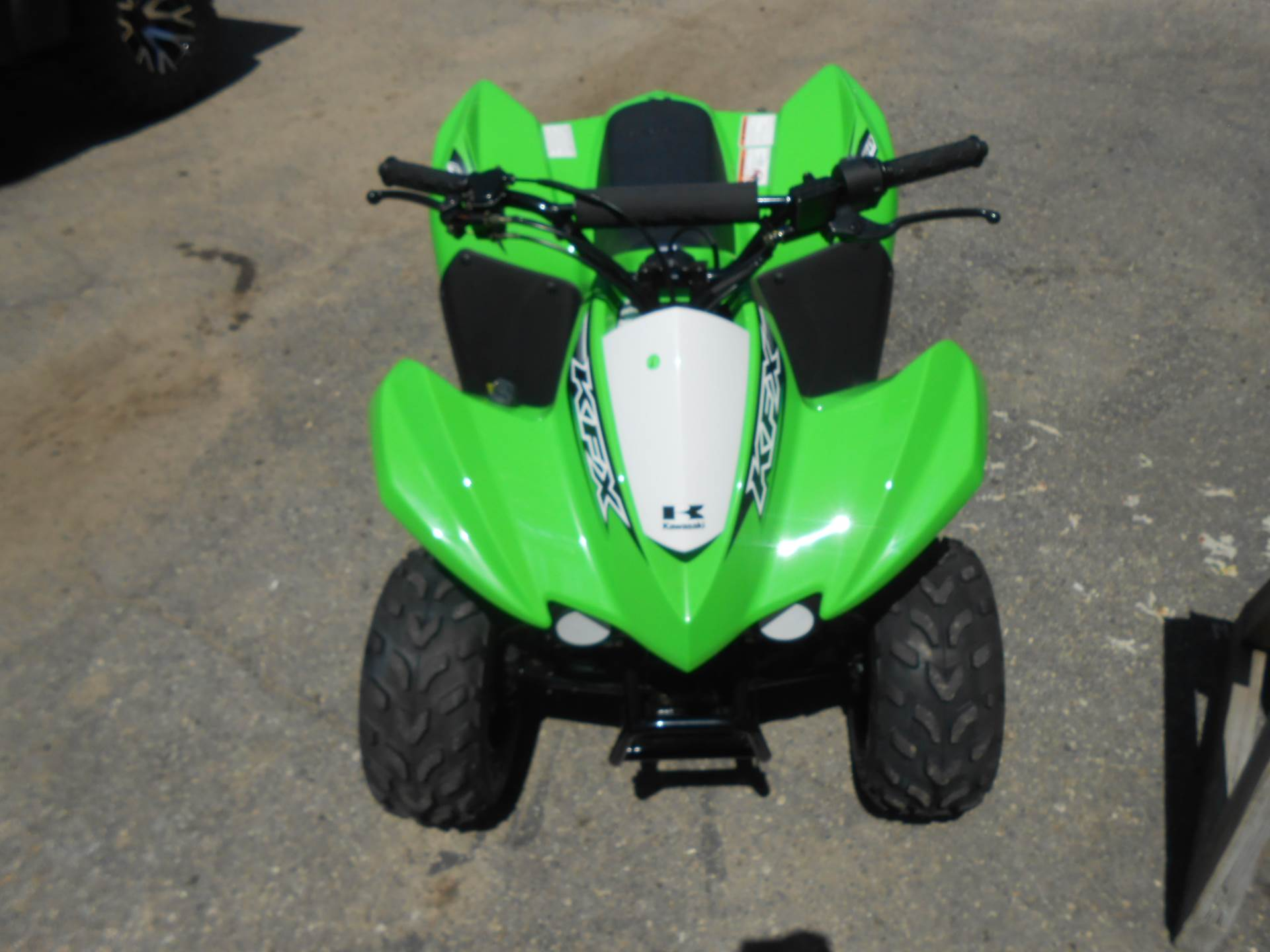 2016 Kawasaki KFX50 in Howell, Michigan