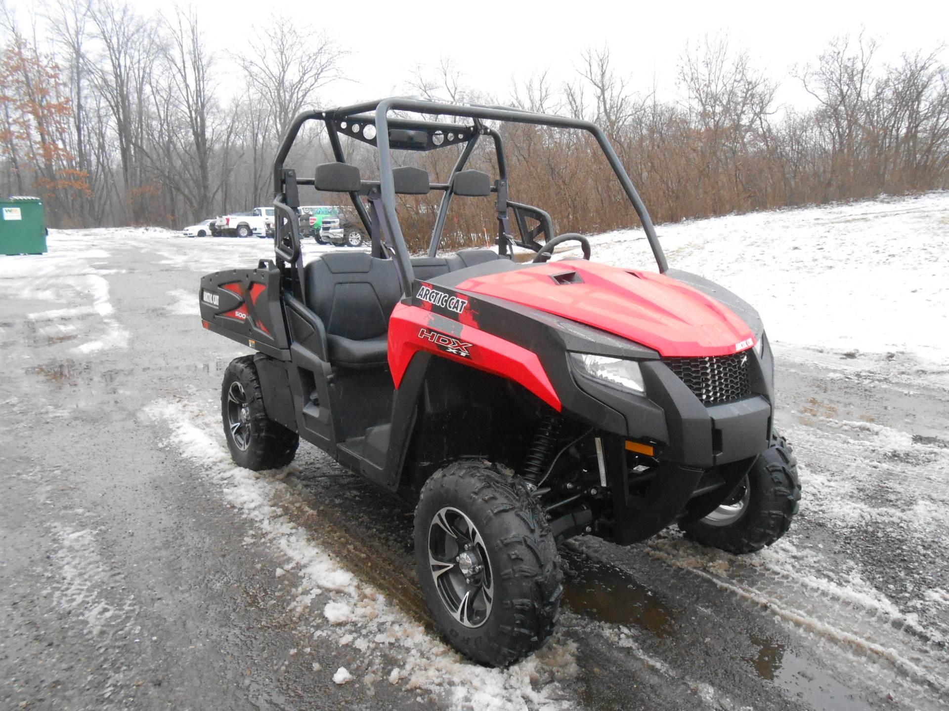 2016 HDX 500 XT