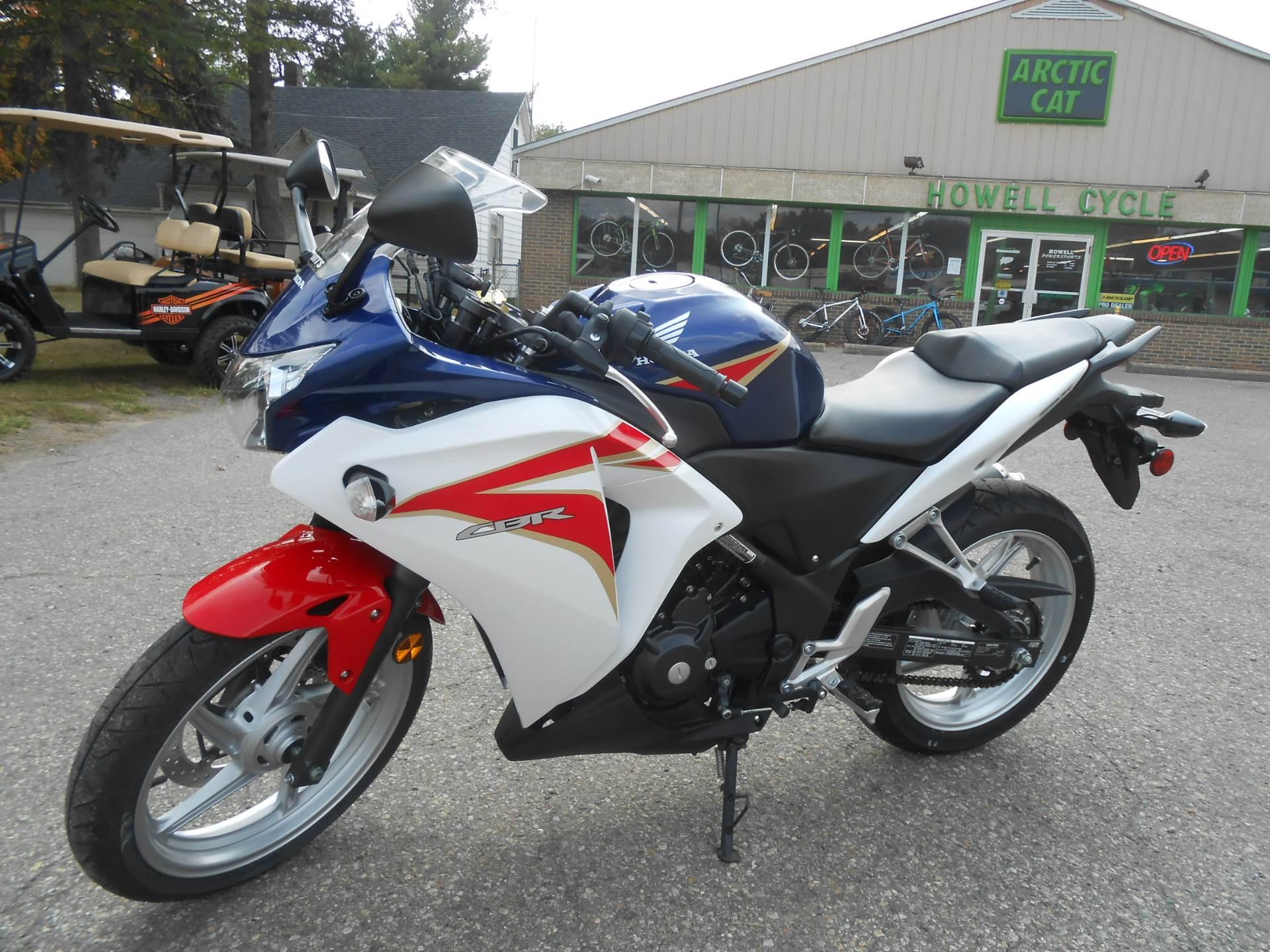 2012 CBR250R