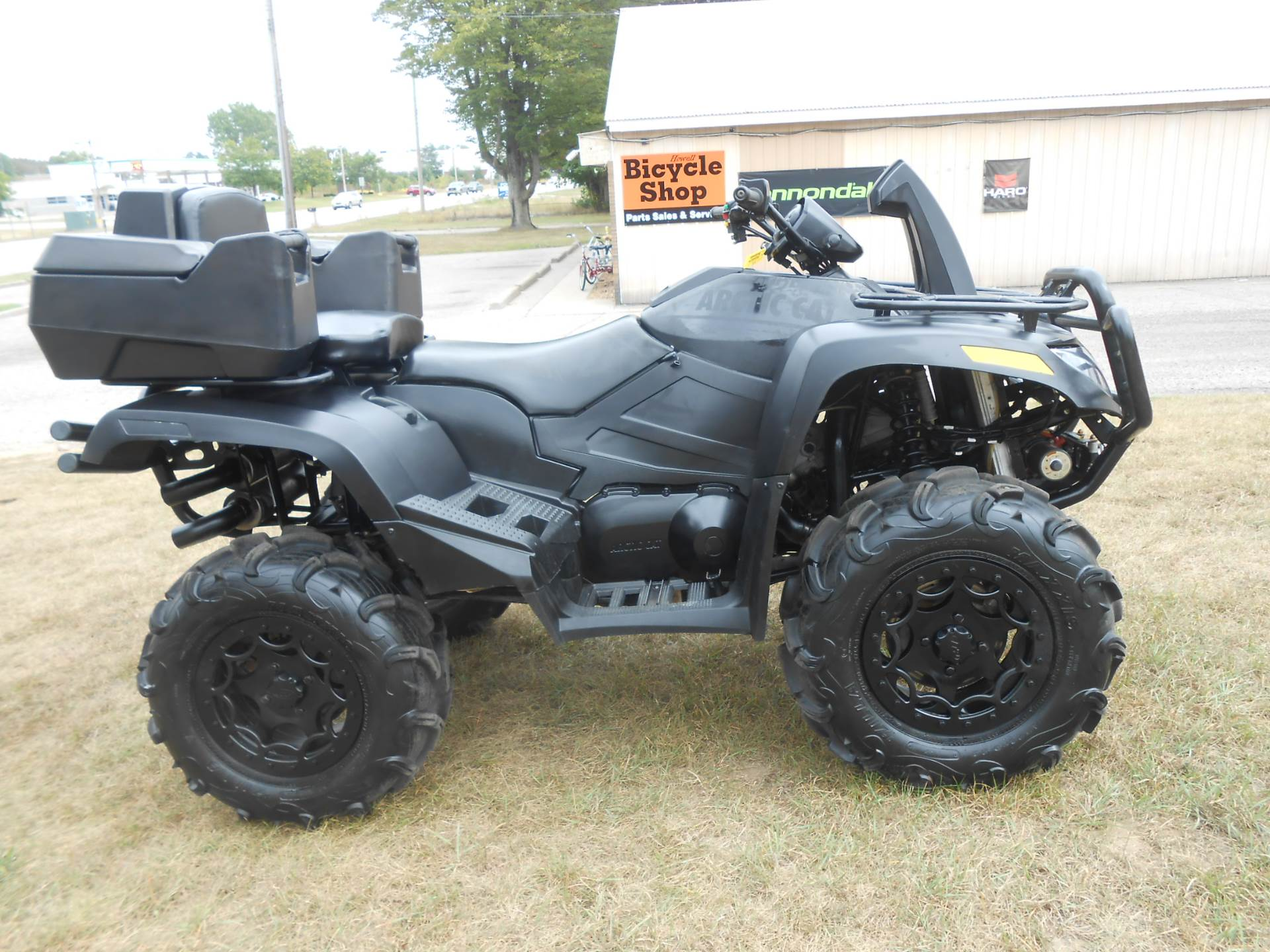 2015 Arctic Cat MudPro™ 1000 Limited EPS in Howell, Michigan