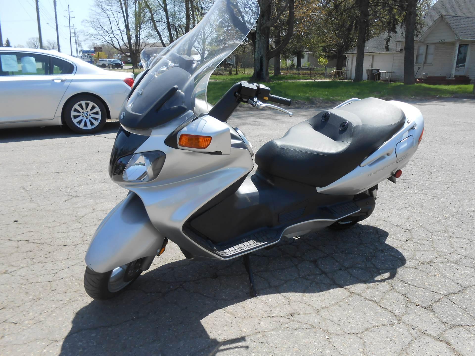 2004 Burgman 650 (AN650)