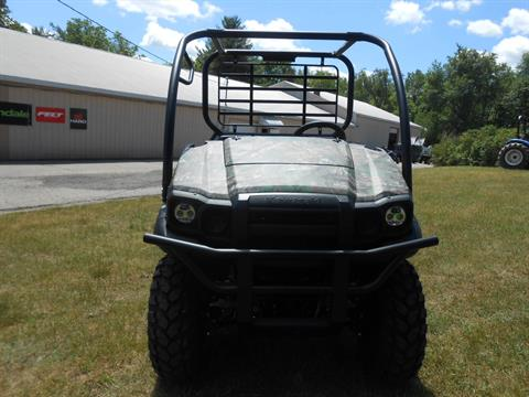 2017 Kawasaki Mule SX 4x4 XC Camo in Howell, Michigan