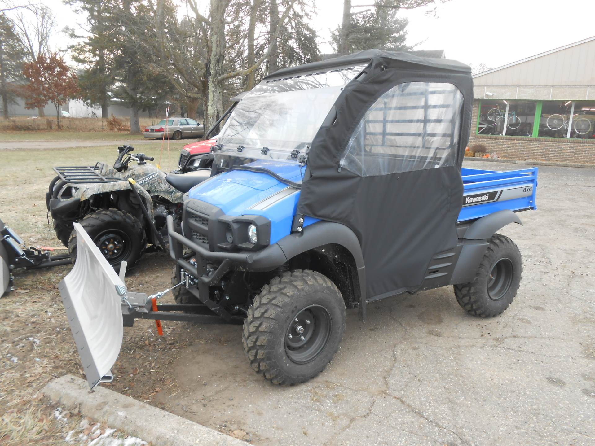 2018 Kawasaki Mule SX 4X4 XC in Howell, Michigan - Photo 1