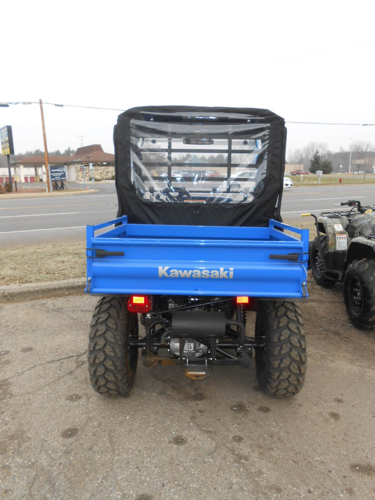 2018 Kawasaki Mule SX 4X4 XC in Howell, Michigan - Photo 4