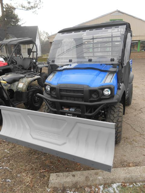 2018 Kawasaki Mule SX 4X4 XC in Howell, Michigan - Photo 2